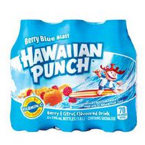 Hawaiian Punch Berry Blue Blast