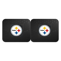 FanMats NFL Pittsburgh Steelers Utility Mat - Set of 2