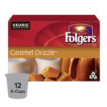 Folgers Capsules de café K-Cup Coulis de caramel 12 Capsules