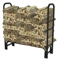 Pleasant Hearth 4 ft Log Rack