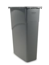 Rubbermaid - Slim Jim 3540 Bin Grey