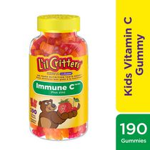 L'il Critters™ Immune C™ plus Zinc & Echinacea Vitamins Supplement