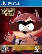 Jeu vidéo South Park: The Fractured But Whole SteelBook : édition Or pour PS4