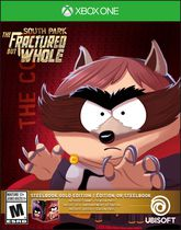 Jeu vidéo South Park: The Fractured But Whole SteelBook : édition Or pour Xbox One
