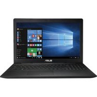 "Asus 15.6"" Notebook with Intel Pentium N3700 1.6 GHz Processor, English"