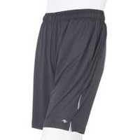 Athletic Works Men's Performance Shorts Dark Grey L