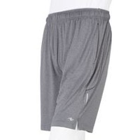 Athletic Works Men's Performance Shorts Grey 2XL