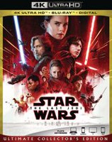 Star Wars: The Last Jedi (4K Ultra HD + Blu-ray + Digital HD)