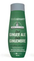 SodaStream Fountain Style Classic Diet Ginger Ale