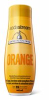 SodaStream Fountain Classic Orange Flavour Sparkling Drink Mix