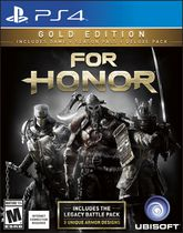 For Honor Gold Edition (PS4)