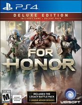 For Honor Deluxe Edition (PS4)