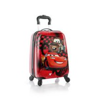 Heys International Disney Cars Kids' Spinner Luggage