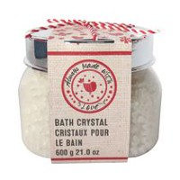Cristaux pour le bain Always Made with Love en pot