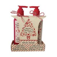 Always Made with Love Hand Soap and Hand Lotion Set