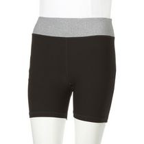 Athletic Works Women's Performance Shorts Black L/G