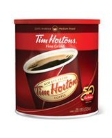 Café mouture fine de Tim Hortons