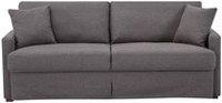 Lifestyle Solutions All Style Dark Grey Evans Sofa