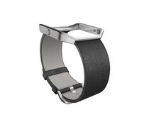 Fitbit Blaze Classic Accessory Leather Band, Black