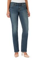 Signature by Levi Strauss & Co. Women's Straight Jeans 14M