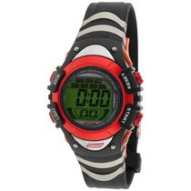 Coleman Black with Orange Accents  Digital Watch