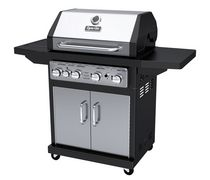 Dyna-Glo DGA480SSP-D  4 Burner Stainless LP Gas Grill