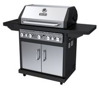 Dyna-Glo DGA550SSP-D 5 Burner Stainless LP Gas Grill
