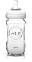 Philips Avent SCF673/17 Natural 8  Ounce Glass Bottle, 1-Pack