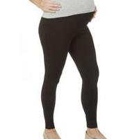 Leggings de George Maternity Noir TG