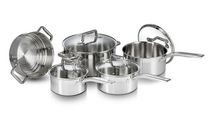 T-fal Stainless Steel 9PC Cookware Set