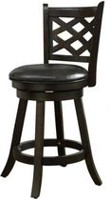 "Lifestyle Solutions Volner 24"" Swivel Counterstool"