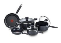 T-fal Essential 8PC Cookware Set