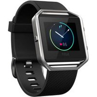 Fitbit Blaze Smart Fitness Watch Black Large