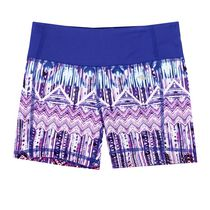 Short performance Athletic Works pour filles Violet. L/G