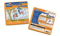 Patch Products Jeu magnétique du pendu Take 'N' Play Anywhere