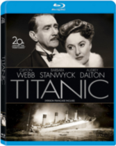 Titanic (1953) (Blu-ray) (Bilingual)