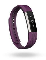 Fitbit Alta Fitness Wristband Plum Large