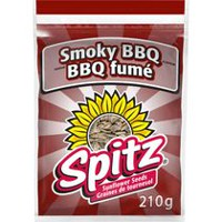 Graines de tournesol Barbecue fumé de Spitz