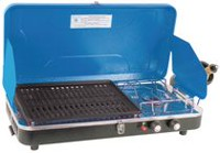 World Famous High Output Propane Stove & Grill