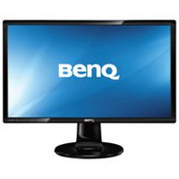 "BenQ 24"" Widescreen LED Monitor With 2ms Response Time (GL2460HM) - Black"