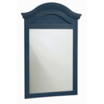 South Shore Summer Breeze Collection Mirror Blueberry Wash
