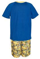Minions Boys' 2-Piece Pyjama Set 4