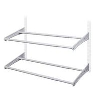 ShelfTrack Expandable Shoe Shelf