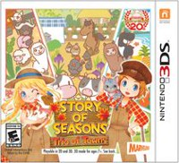 Story of Seasons Trio of Towns (3DS)