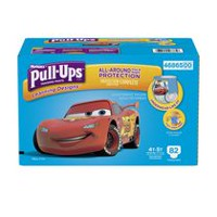 Pull-Ups Learning Designs Training Pants, Economy Plus 4T-5T Boys