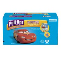 Pull-Ups Learning Designs Training Pants, Economy Plus 3T-4T Boys