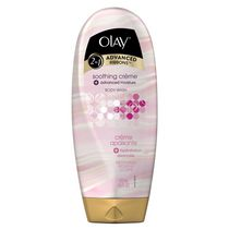 Olay Almond Oil Body Wash plus Crème Ribbons
