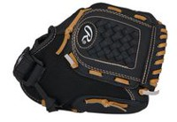 "Rawlings 10"" Left Hand Baseball Glove"