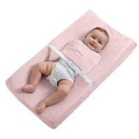 HALO SleepSack Swaddle Change Changing Pink Pad