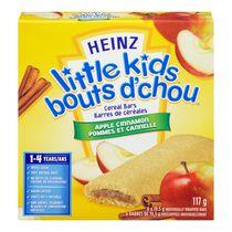 Barres de céréales bouts d'chou Heinz Pommes et cannelle
